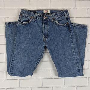 Levi Strauss 501 Size 30X30 Jeans Original Fit